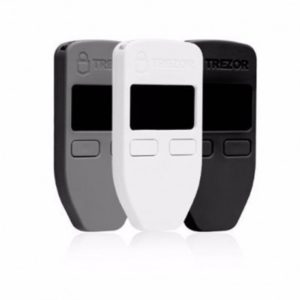 Cryptocurrency supported by trezor wallet